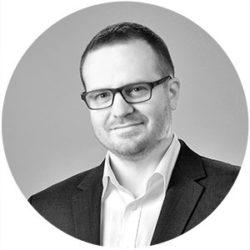 Łukasz Gądek, biegły rewident, współzałożyciel Stratos Management