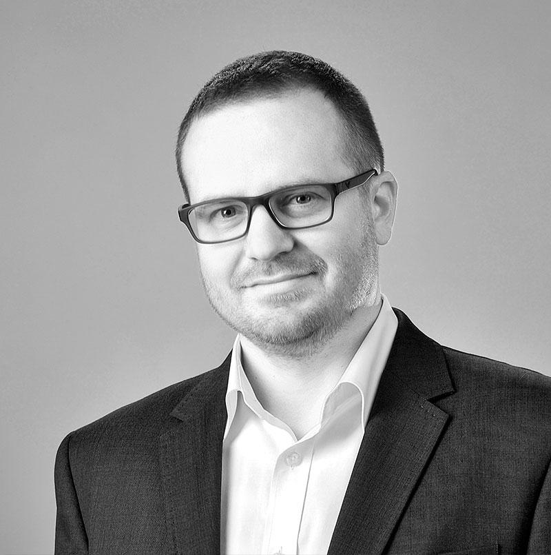 Łukasz Gądek, biegły rewident, współzałożyciel Stratos Management z 13-letnim doświadczeniem